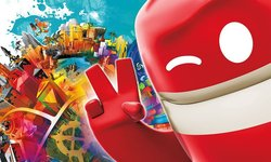 De Blob 2 Remastered Review: Painting the Town Red (and Blue, and Green)