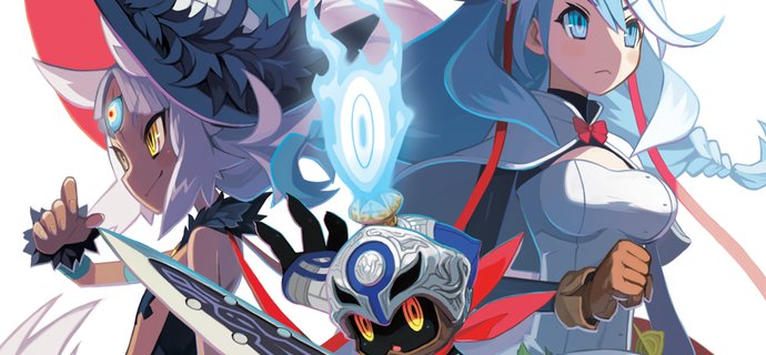 The Witch and the Hundred Knight 2 Review A minions work is never done  Everybody Plays