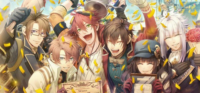 Code Realize The Musical brings otome to the stage in Japan