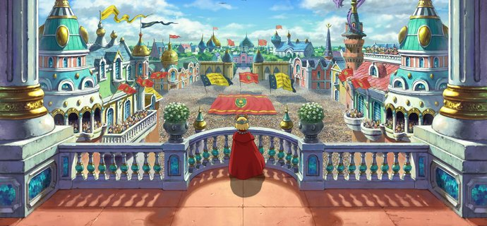 Ni No Kuni II Revenant Kingdom Review Happily Ever After