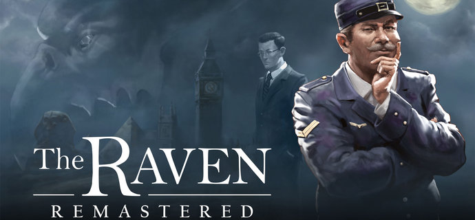 The Raven Remastered Review Murder on the Mediterranean  Everybody Plays
