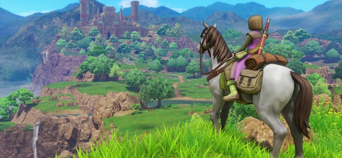 Dragon Quest XI Echoes of an Elusive Age Guide Story battles and pre-order bonuses  Everybody Plays