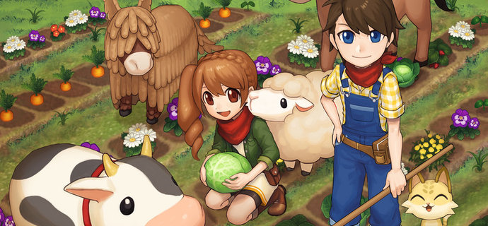 Harvest Moon Light of Hope Special Edition Guide Co-op collectors editions and more  Everybody Plays