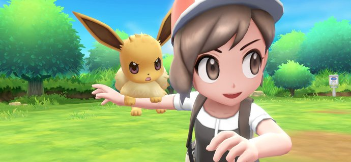 What is Pokemon: Let's Go, Pikachu! & Let's Go, Eevee!: Co-op, features and differences