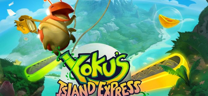 Yokus Island Express Review Pinball Postal Service  Everybody Plays
