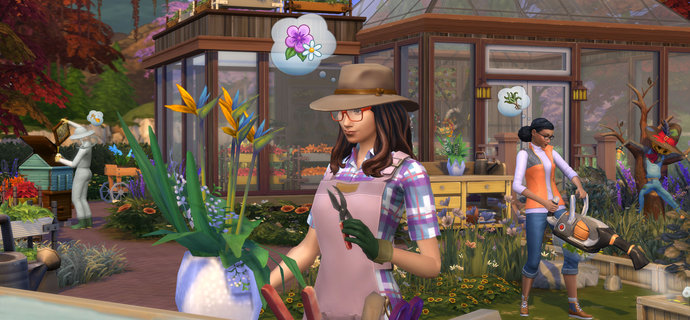 The Sims 4 Seasons Gardening How To Guide