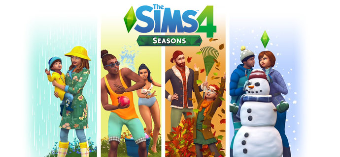 The Sims 4 Seasons Review We had joy we had fun  Everybody Plays