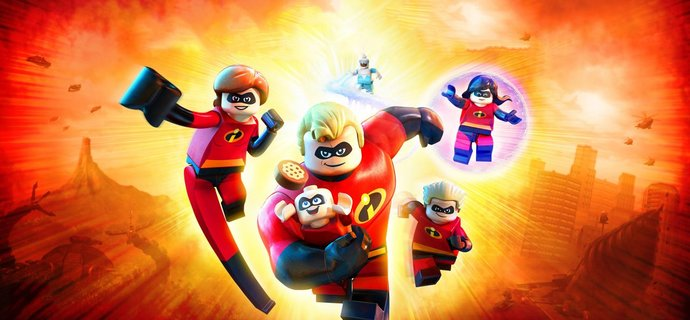LEGO The Incredibles Review Brick in action  Everybody Plays