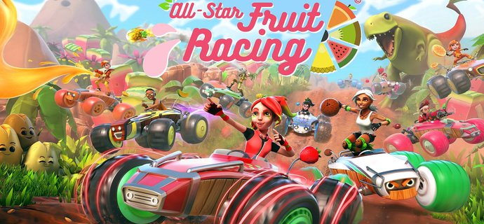 All-Star Fruit Racing Review - Fruit up!