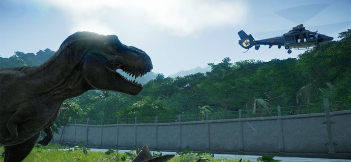 Jurassic World Evolution Review You had one job Phil