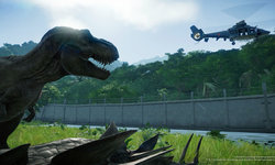 Jurassic World Evolution Review - You had one job, Phil