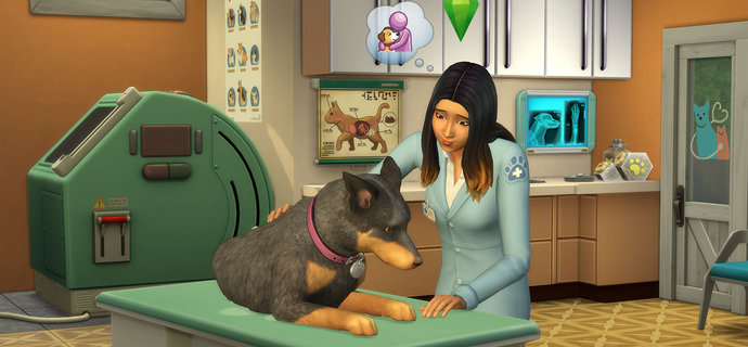 The Sims 4 Cats & Dogs Console Review Who let the dogs out