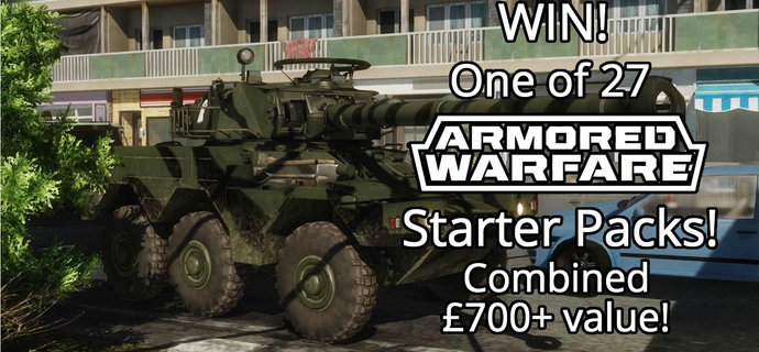 WIN 27x Armored Warfare Premium Packs