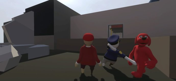 Human Fall Flat is the funniest multiplayer puzzle game around