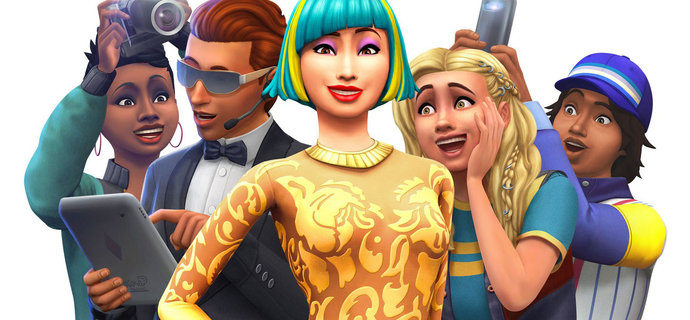 Hands on with The Sims 4 Get Famous All that glitters is gold