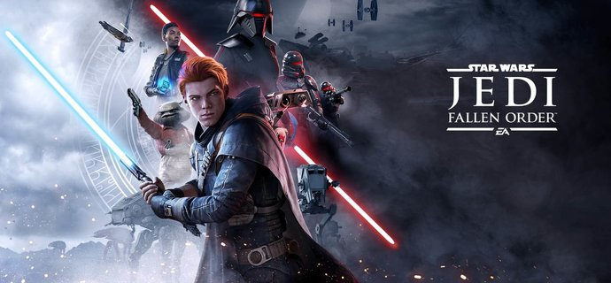 Star Wars Jedi Fallen Order Review Trust your instincts