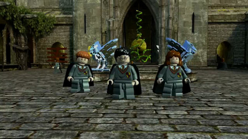 LEGO Harry Potter: Years 1-4 Xbox 360 Review   Everybody Plays