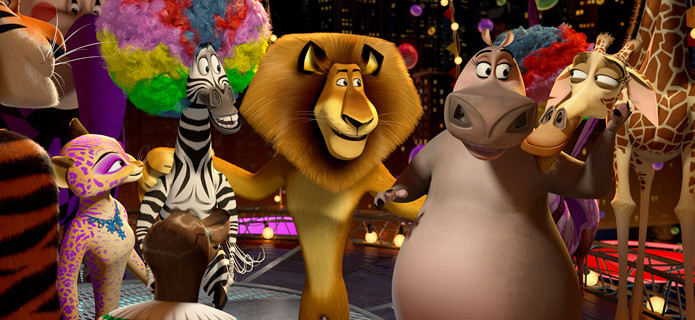 Parents Guide Madagascar 3 Europes Most Wanted Age rating mature content and difficulty