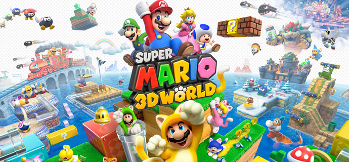 Parents Guide Super Mario 3D World Age rating mature content and difficulty