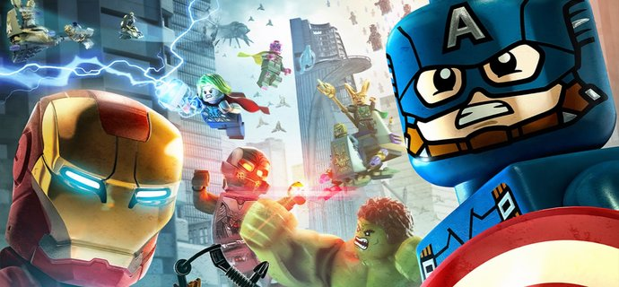 Parents Guide LEGO Marvels Avengers Age rating mature content and difficulty