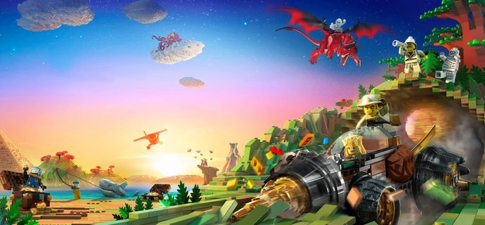 Parents Guide LEGO Worlds Age rating mature content and difficulty