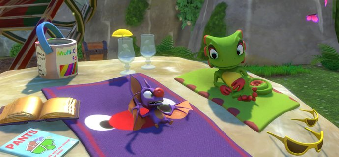 Parents Guide Yooka-Laylee Age rating mature content and difficulty