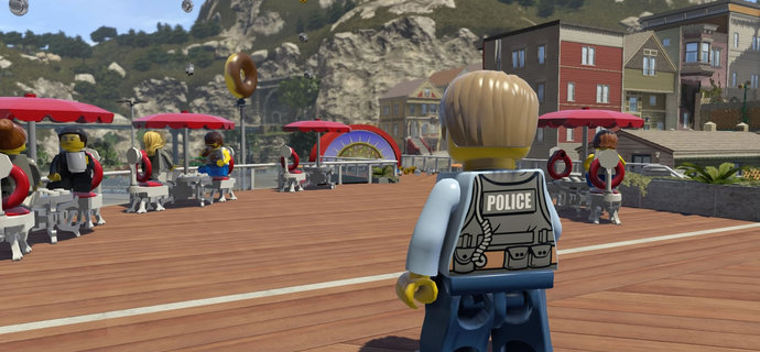 Parents Guide LEGO City Undercover Age rating mature content and difficulty