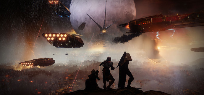 Parents Guide Destiny 2 Age rating mature content and difficulty