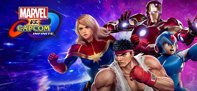 Parents Guide Marvel vs Capcom Infinite Age rating mature content and difficulty