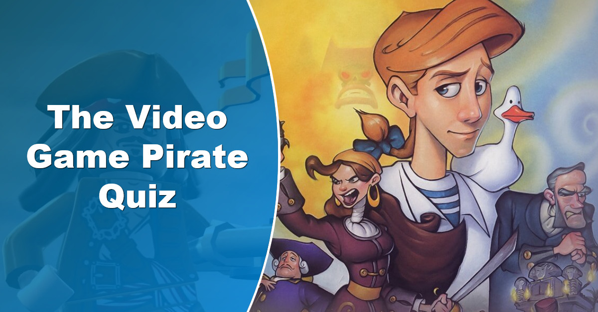 The Video Game Pirate Quiz