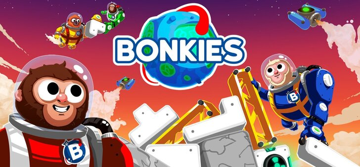 Bonkies Review: Simians in Space