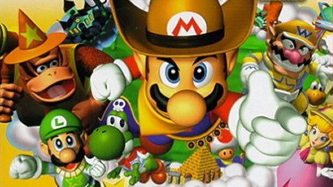 Mario Party 2 Review