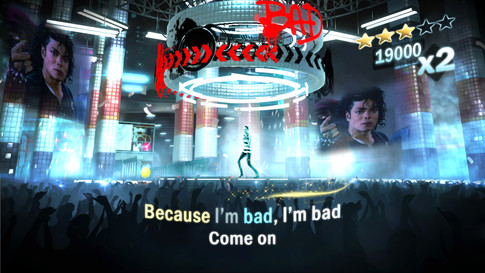 Michael Jackson The Experience Kinect Hands-On