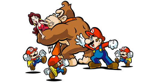 Parents Guide Mario vs Donkey Kong Mini-Land Mayhem  Age rating mature content and difficulty  Everybody Plays