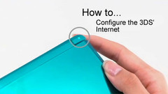 How to set up the 3DS's Internet