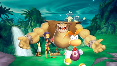 Rayman 3D review 3DS  Everybody Plays