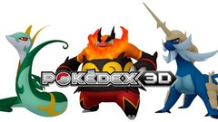 How to get new Pokemon in  Pokedex 3D
