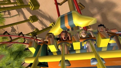 RollerCoaster Tycoon 3D Announced | Everybody Plays