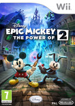 Epic Mickey 2: The Power Of Two Boxart