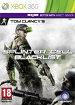 Tom Clancy's Splinter Cell Blacklist Boxart