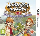 Harvest Moon: The Tale of Two Towns Boxart