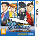 Phoenix Wright: Ace Attorney - Dual Destinies Boxart