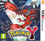 Pokemon Y boxart