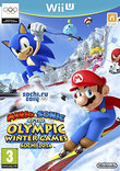 Mario & Sonic at the Sochi 2014 Olympic Winter Games Boxart