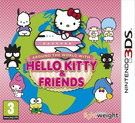 Around the World with Hello Kitty and Friends Boxart