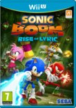 Sonic Boom: Rise of Lyric Boxart