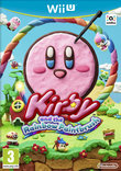 Kirby and the Rainbow Paintbrush Boxart