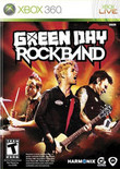 Green Day: Rock Band Boxart