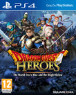 Dragon Quest Heroes: The World Tree's Woe and the Blight Below Boxart
