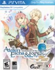 Atelier Escha & Logy Plus: Alchemists of the Dusk Sky Boxart